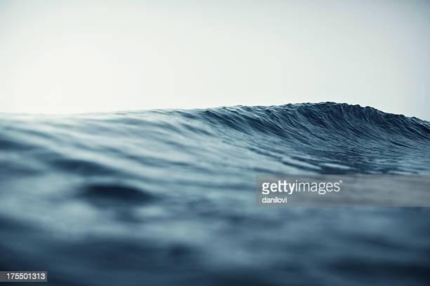 Superfície de água