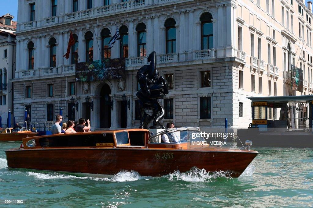 ITALY-VENICE-TOURISM-FEATURE : Foto di attualità