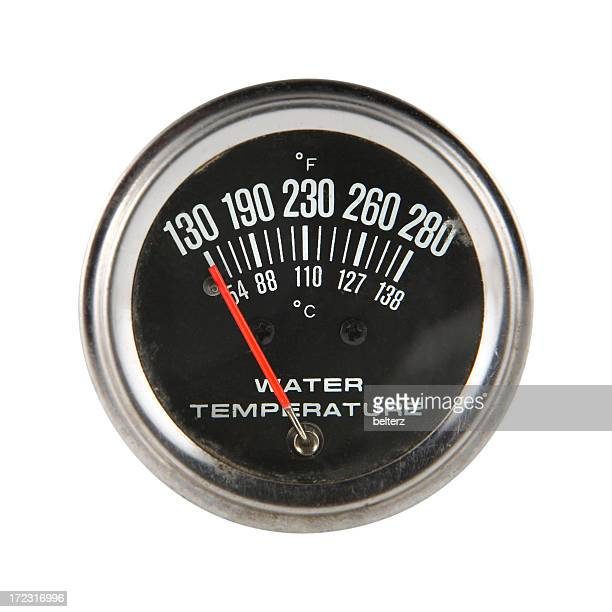 water temperature guage