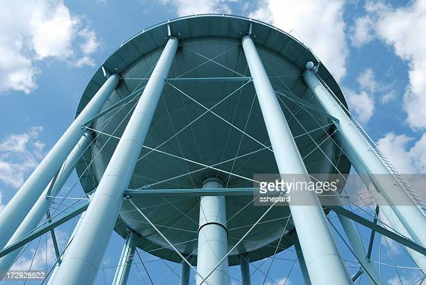 water tower series - water tower storage tank stock pictures, royalty-free photos & images