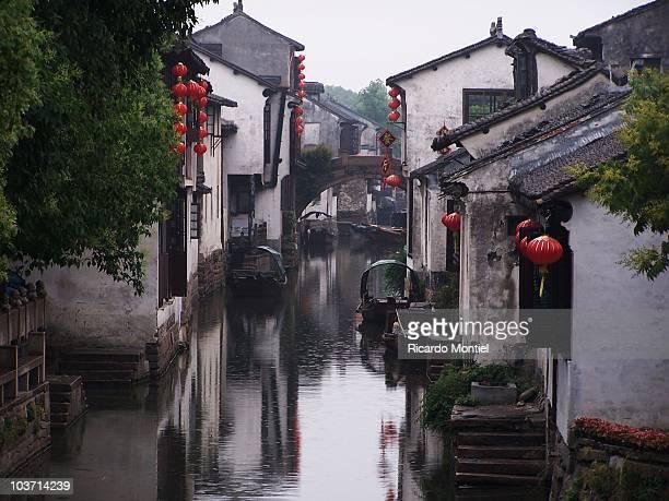 A water town called Zhouzhuang