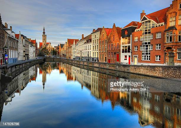 water town in belgium - belgium stock pictures, royalty-free photos & images
