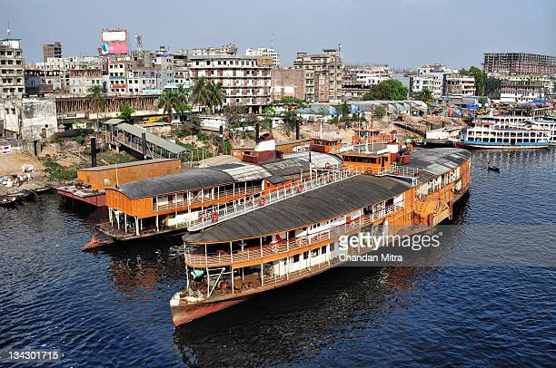 Water transport  in Bangladesh