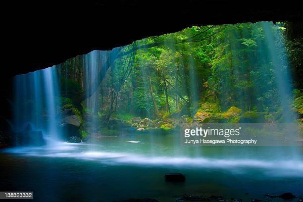 water veil - 山形県 ストックフォトと画像