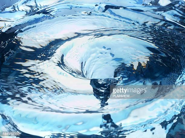 Wasser-Strudel