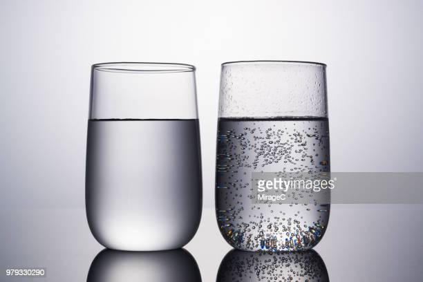 Water VS. Sparkling Water