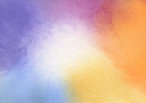 Watercolor abstract background - gettyimageskorea