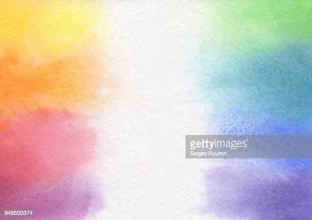 watercolor abstract background - watercolor background stock pictures, royalty-free photos & images
