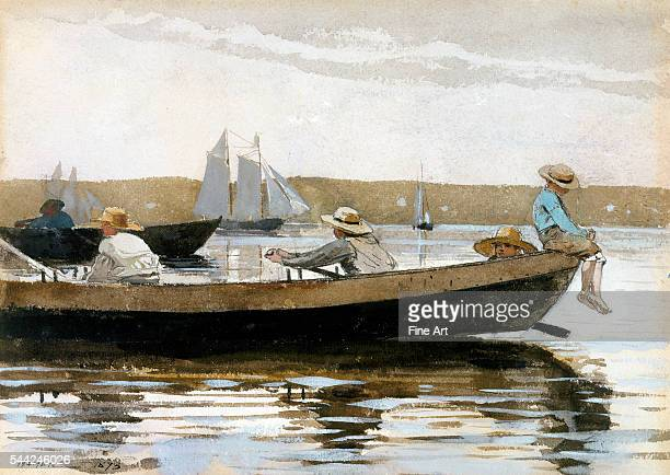 1873 watercolor and gouache on paper 248 × 352 cm Metropolitan Museum of Art New York