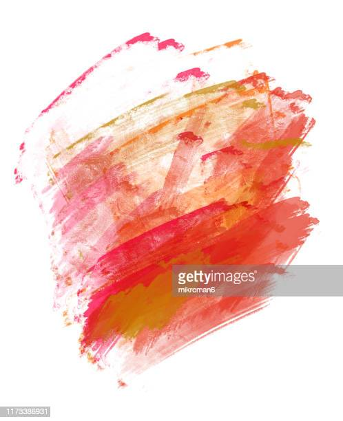 watercolor paint on paper mixed to create a watercolor effect illustration - textured stock pictures, royalty-free photos & images