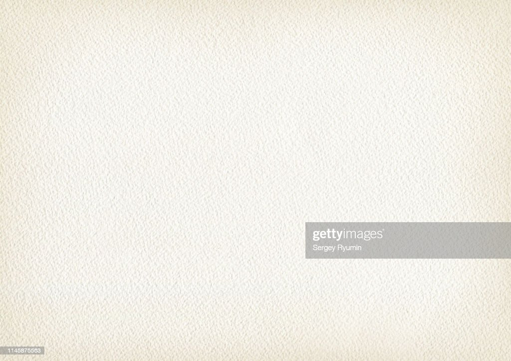 Watercolor paper texture : Stock Photo