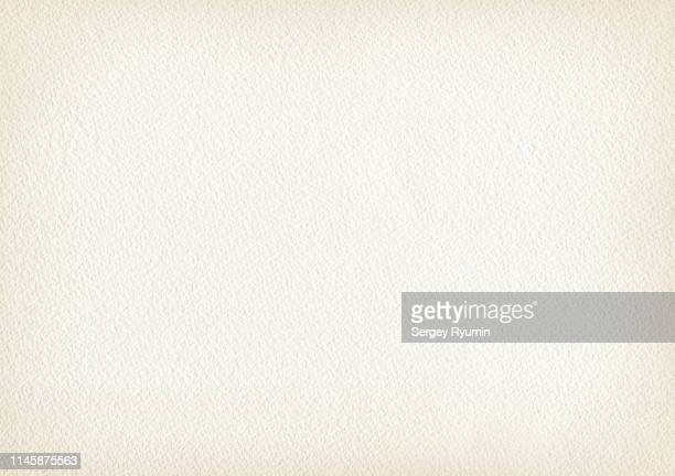 watercolor paper texture - full frame stock pictures, royalty-free photos & images