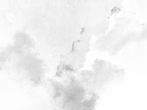 Watercolor texture - abstract grey white background 1002072396