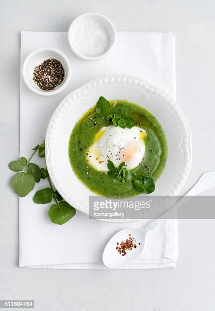 Berro sopa