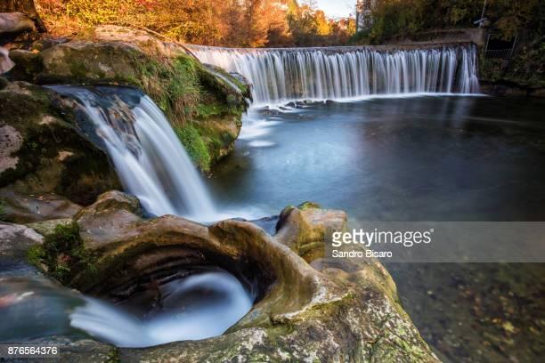 Waterfall Affenschlucht