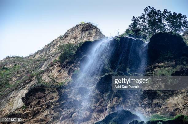 Waterfall at Canyon Sumidero