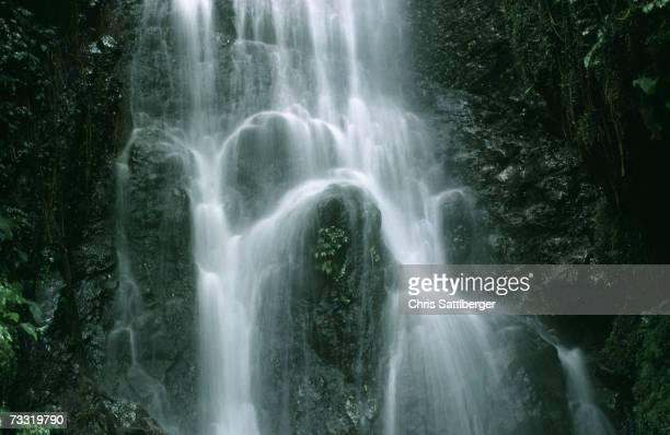 Waterfall, close-up