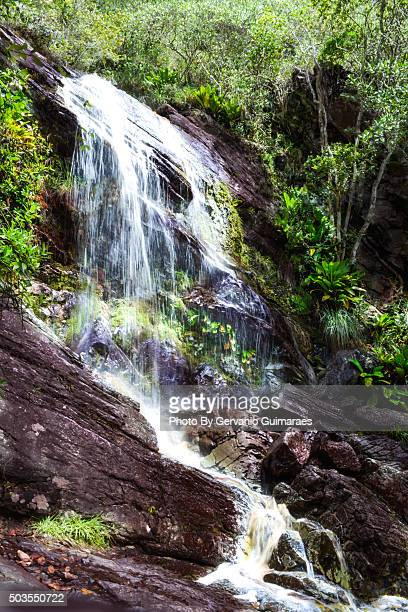 Waterfall in Chapada Diamantina