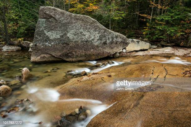 Waterfall in Franconia State Park
