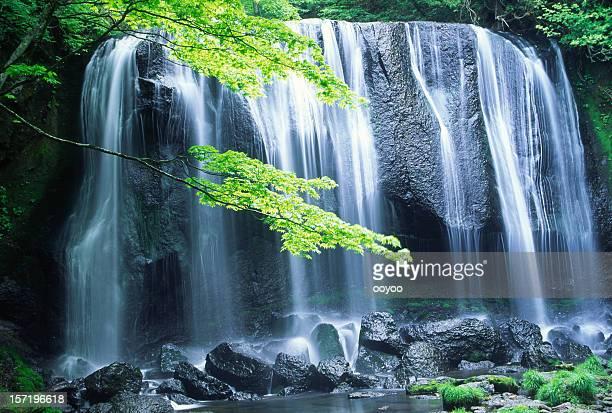 Cascade au Japon