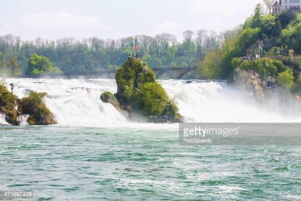 Wasserfall in der Schweiz