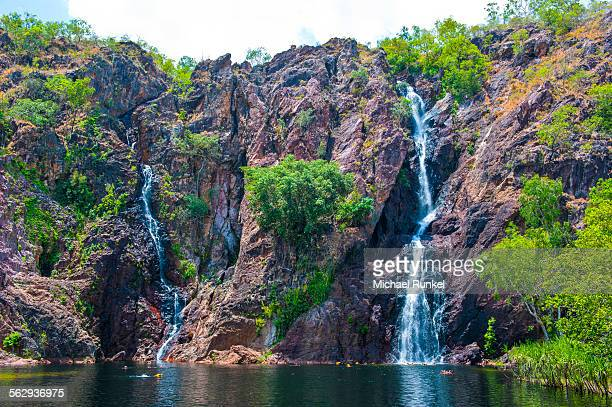 Waterfall in the Litchfield National Park, Northern Territories, Australia