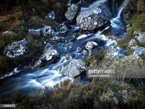 Waterfall, Isle of Harris