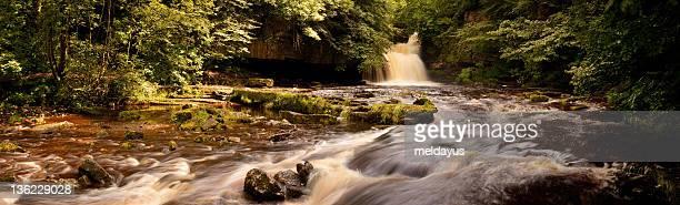 Wasserfall-Panorama