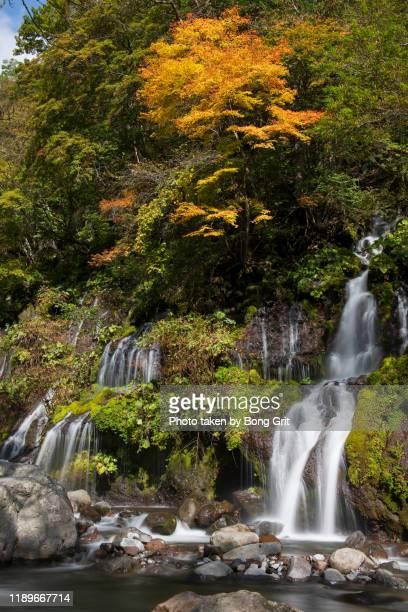 waterfall - 水流 ストックフォトと画像