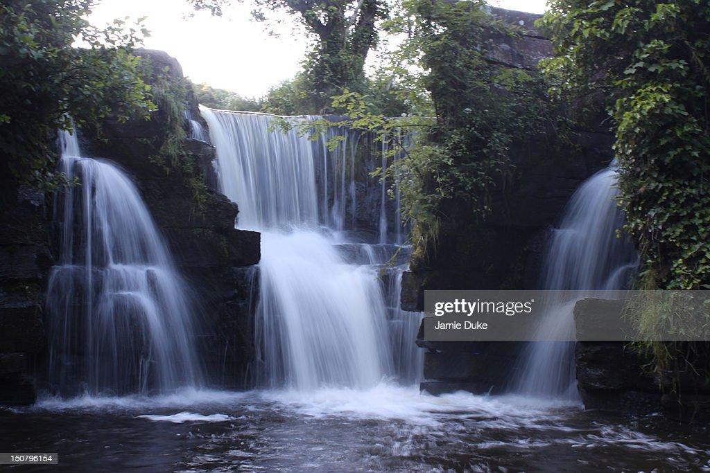 Waterfall : Stock Photo