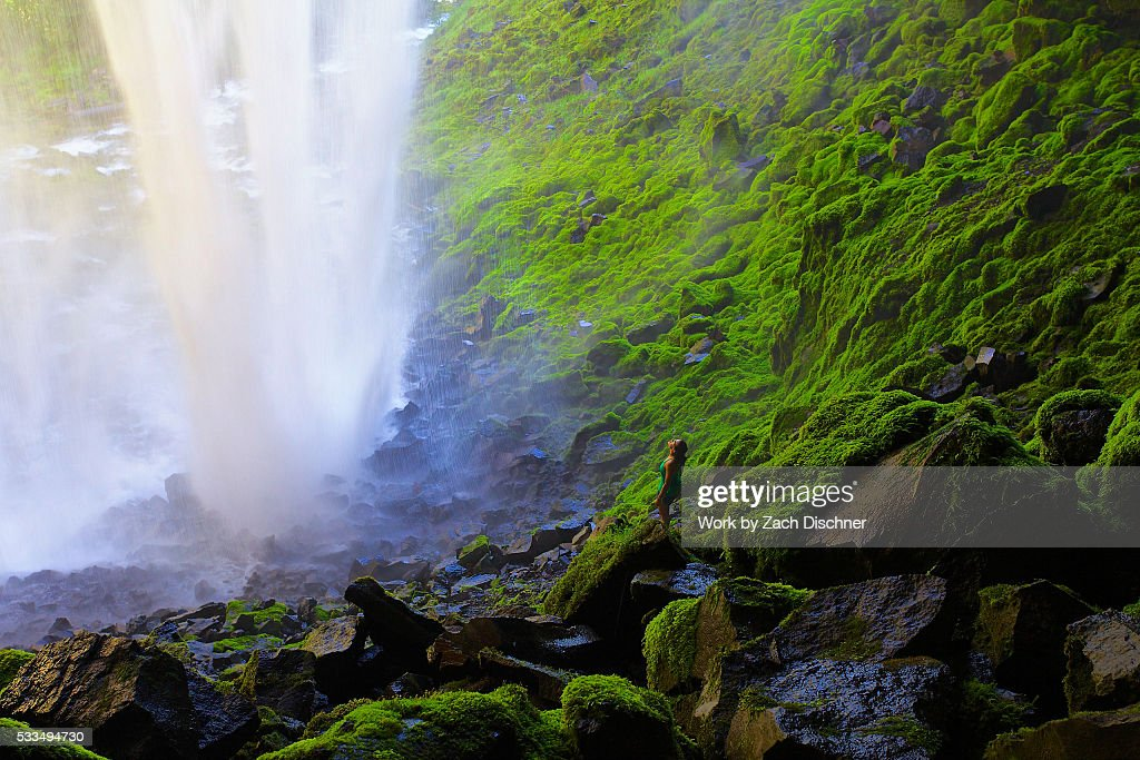 Waterfall : Foto de stock