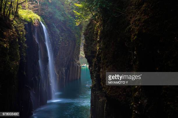 waterfall - miyamoto y ストックフォトと画像