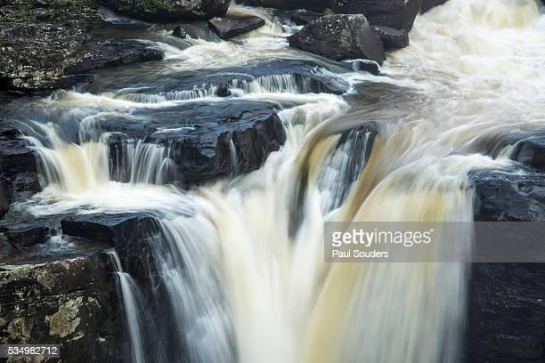 waterfall, ranomafana national park, madagascar - ranomafana national park stock photos and pictures