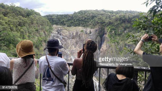 Waterfall Tourism