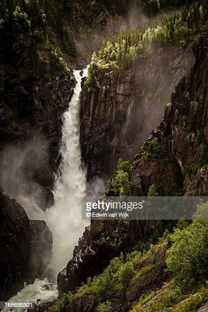 Waterfall Vemork