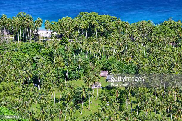 Waterfall Village, Pentecost Island, Vanuatu