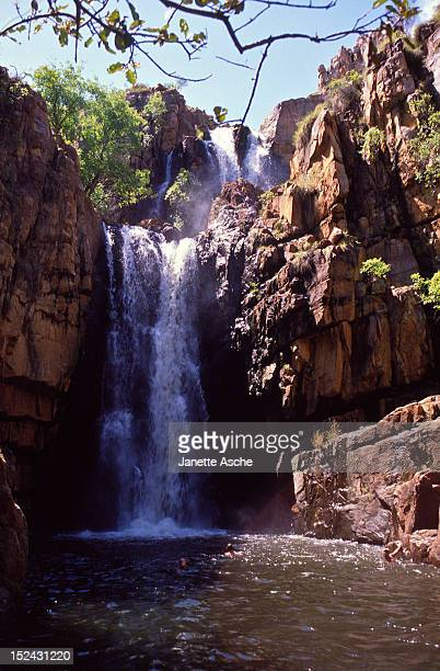 Waterfalls at Nitmiluk