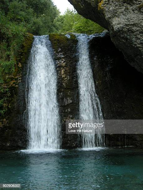 Waterfalls in Olympus !