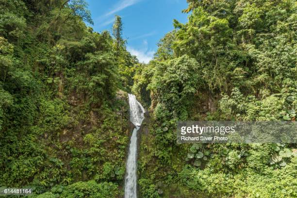 Waterfalls in San Jose Costa Rica