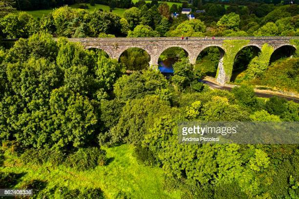 waterford greenway, ireland - county waterford ireland stock pictures, royalty-free photos & images