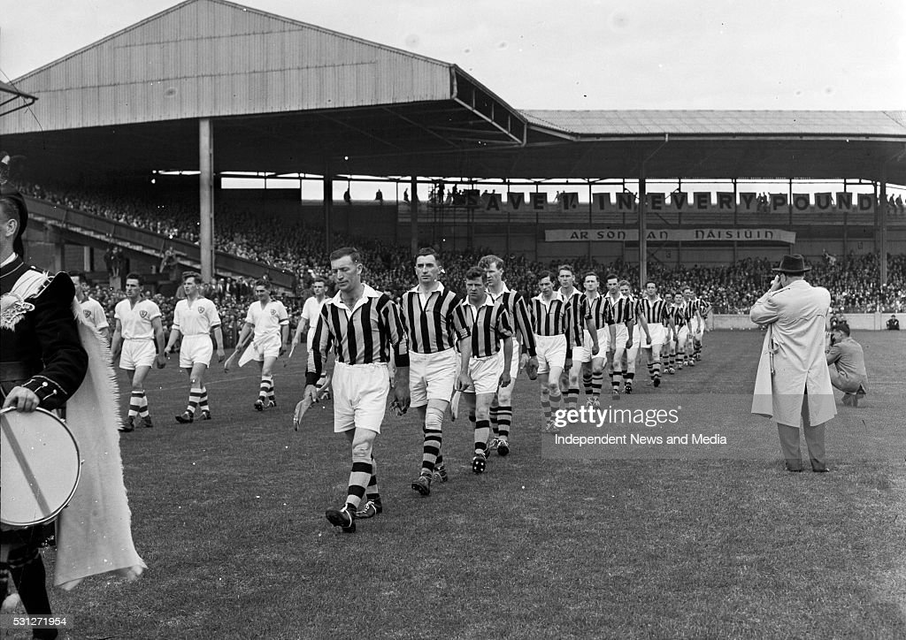 1957 All Ireland Final News Photo