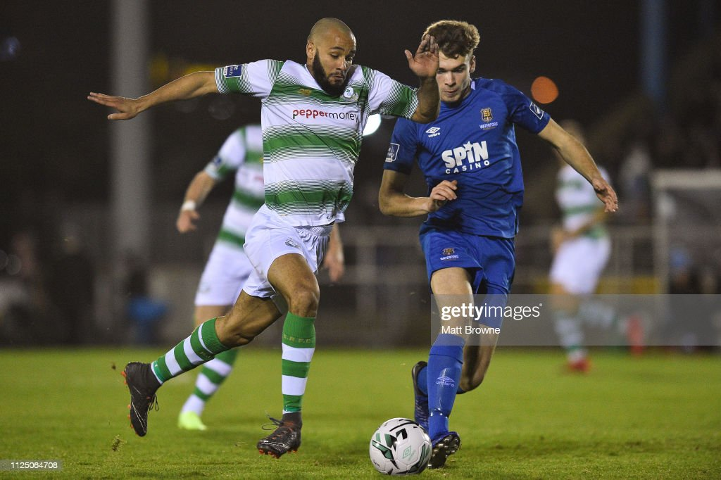 IRL: Waterford v Shamrock Rovers - SSE Airtricity League Premier Division