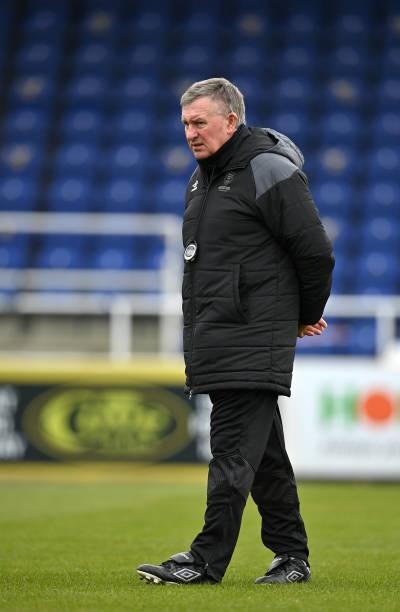 IRL: Waterford v Cork City - Pre-Season Friendly