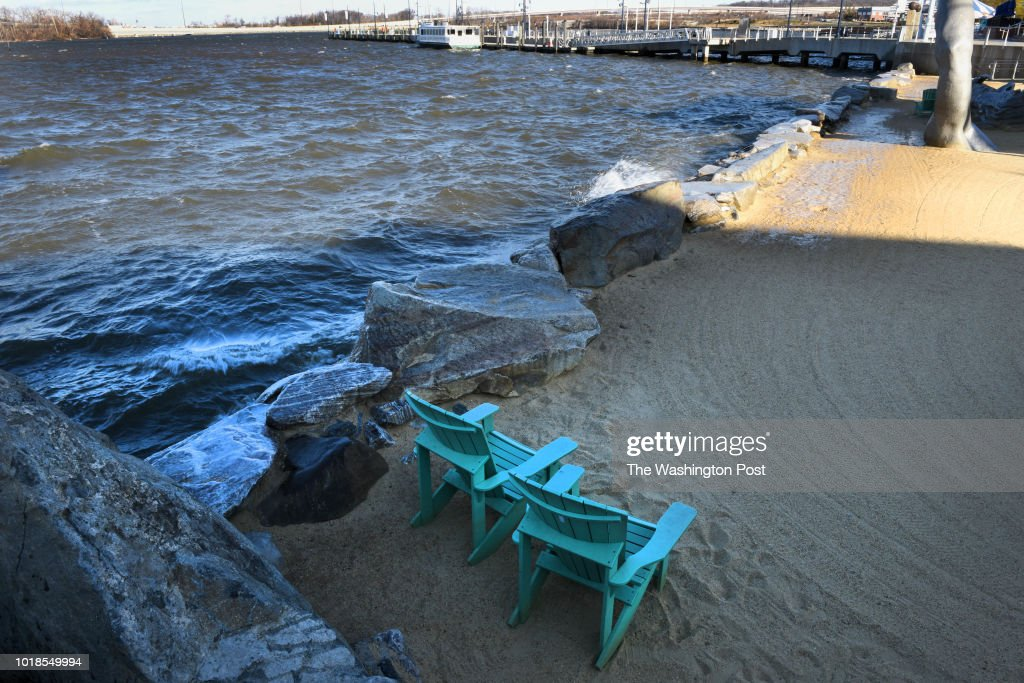 A Waterfront Beach Area At National
