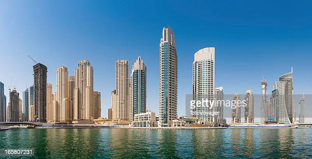 Waterfront highrises luxury apartment-Gebäude, Dubai Marina