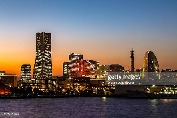 Waterfront of Yokohama