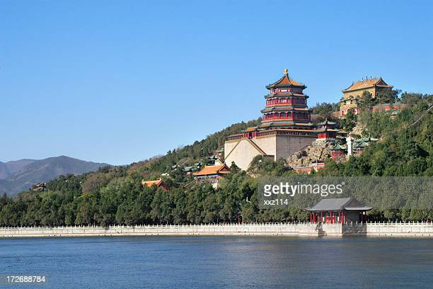 Waterfront Summer Palace in Beijing, China