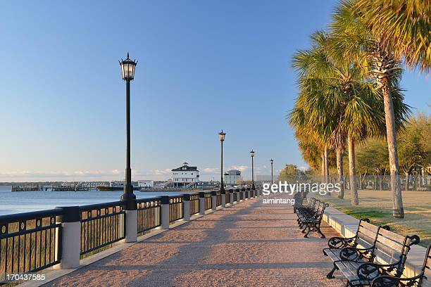 Waterfront Walk in Charleston