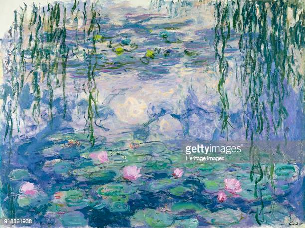 Waterlilies 19161919 Found in the collection of Musée Marmottan Monet Paris