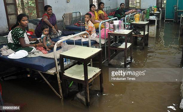 41 Waterlogging In Kolkata After Heavy Rains Pictures, Photos
